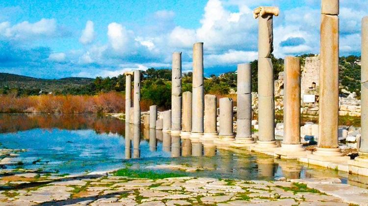 Die Antike Stadt Patara