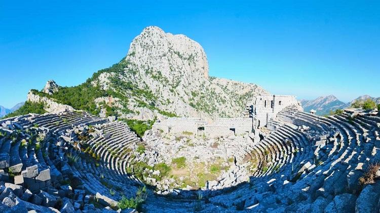 Die Antike Stadt Termessos