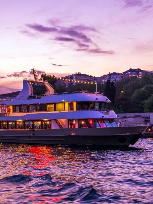 Istanbul Bosporus Kreuzfahrt Tour & Nachtshow