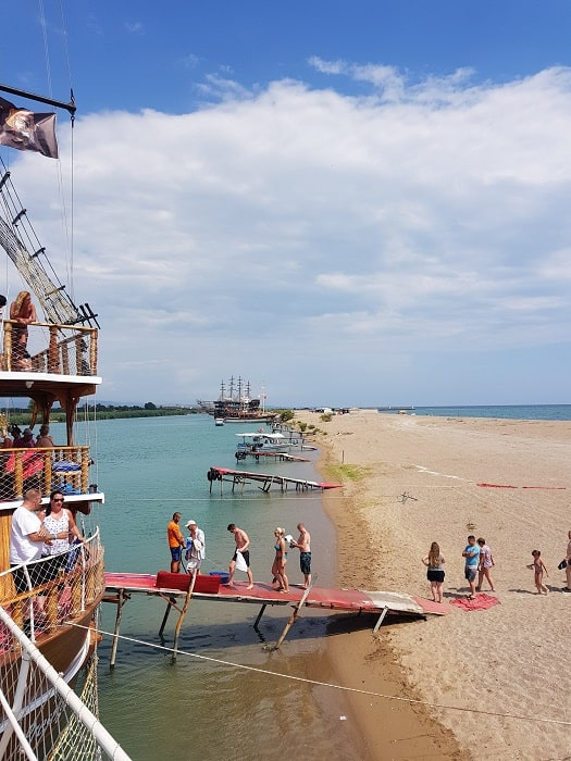 Manavgat Flusskreuzfahrt von Belek