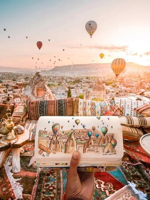 Private Kappadokien Tour von Istanbul