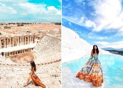 Private Pamukkale Tour von Antalya