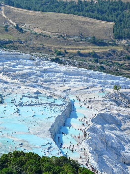 Private Tagestour von Alanya nach Pamukkale