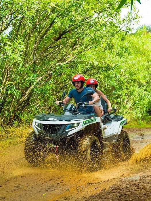 Quad-Safari Tour in Belek