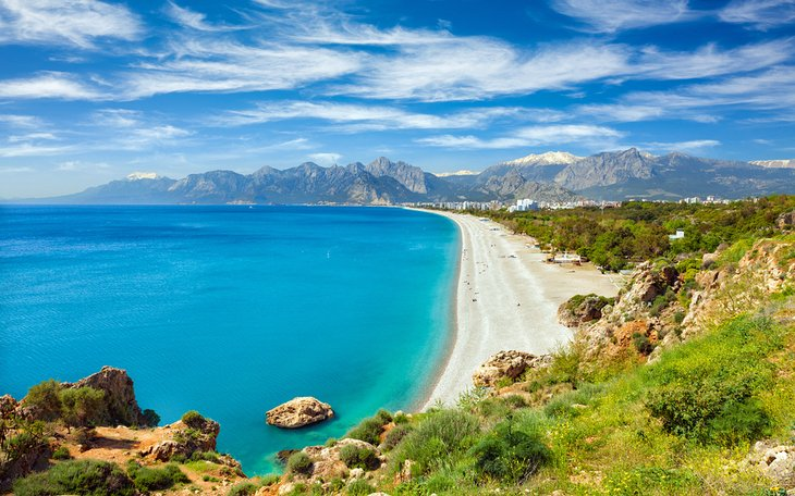 Schönsten Strände der Türkei Antalya