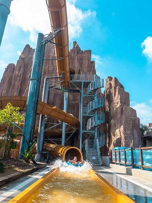 Themenpark Land der Legends in Belek