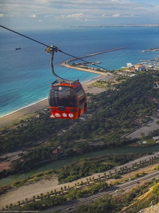 Ausflug von Alanya nach Antalya Stadtrundfahrt