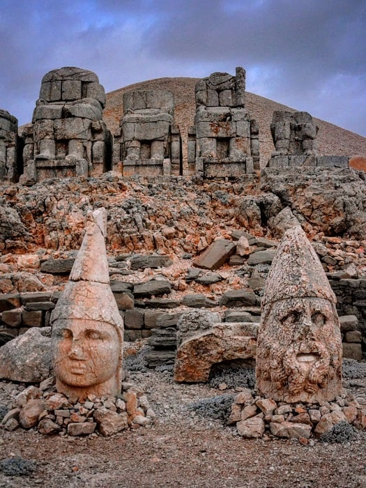 Ausflug von Kappadokien nach Berg Nemrut