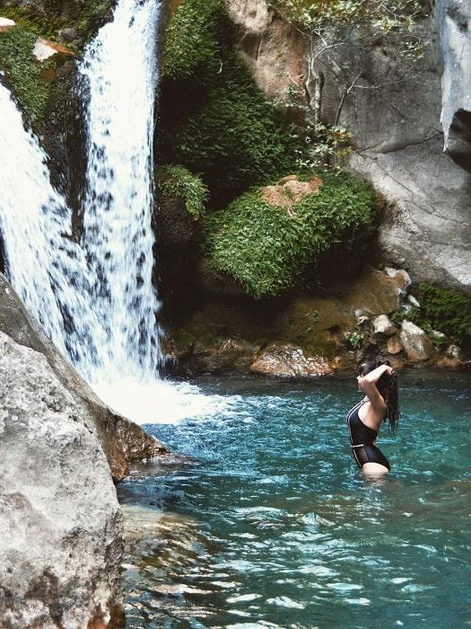 Ausflug zum Sapadere Canyon von Alanya