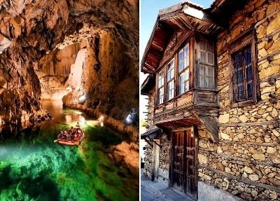 Ausflug zur Altinbesik Höhle von Alanya