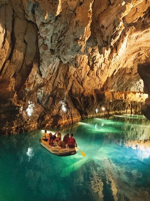 Ausflug zur Altinbesik-Höhle von Antalya