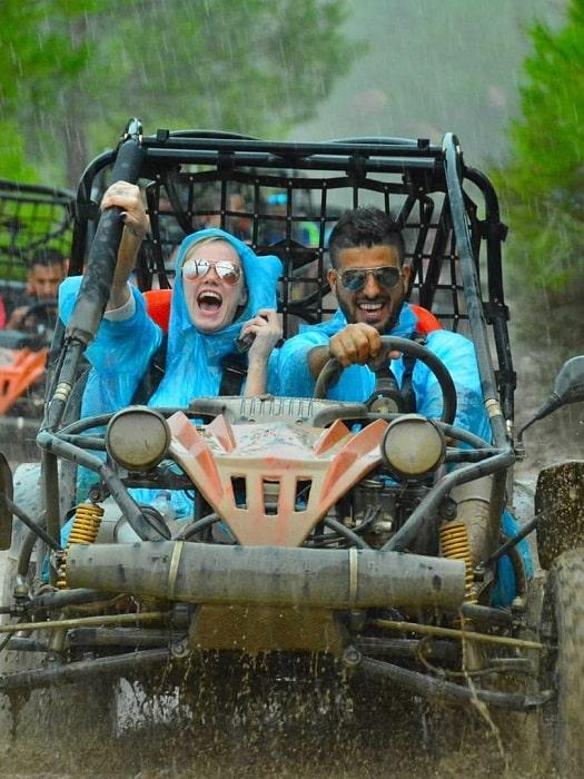 Belek Buggy Safari Tour