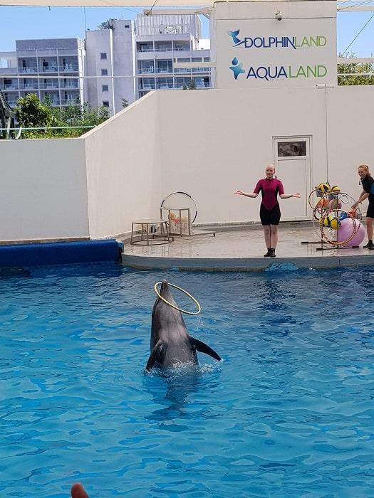 Delfinarium - Delfin Park in Belek