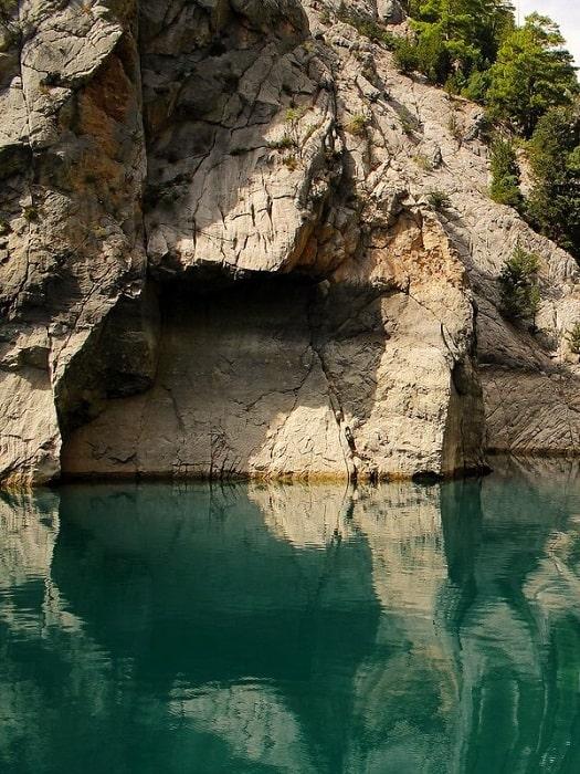 Grüner Canyon Tour von Alanya