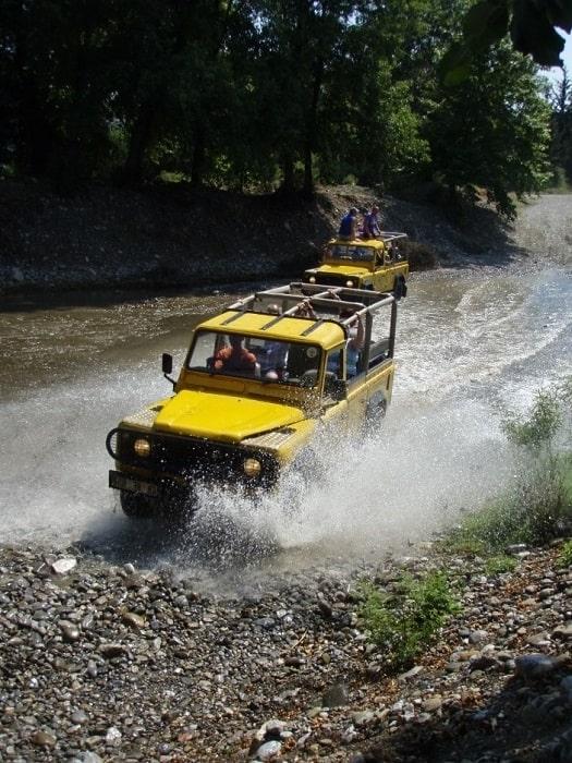 Jeep Safari Tour in Marmaris