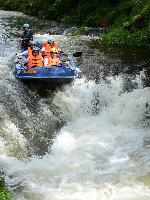 Jeep-Safari und Rafting in Side