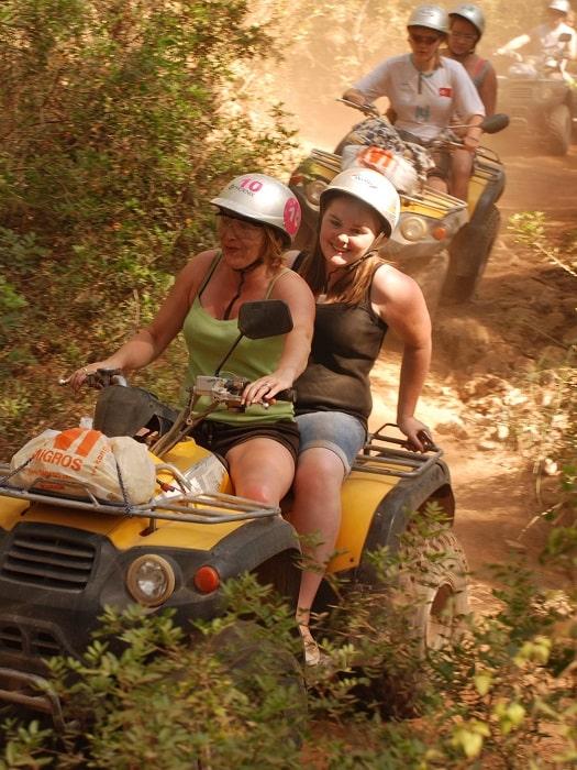 Marmaris Quad Safari Tour