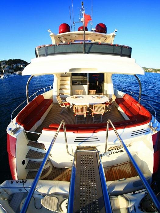 Motoryacht Charter Mieten in Istanbul