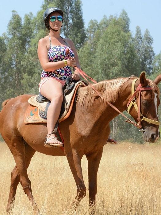 Pferdesafari in Belek