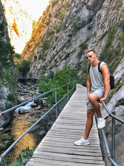Sapadere Canyon Tour von Side