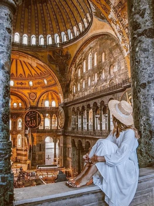 Tagesausflug von Belek nach Istanbul