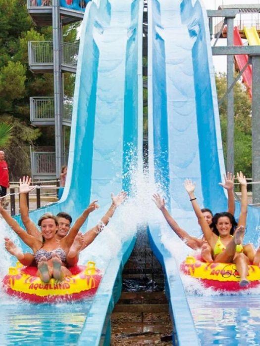 Tagestour Aqualand Wasserpark von Side