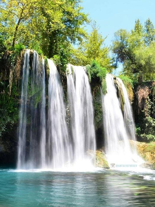 Tagestour von Belek nach Antalya Stadtrundfahrt