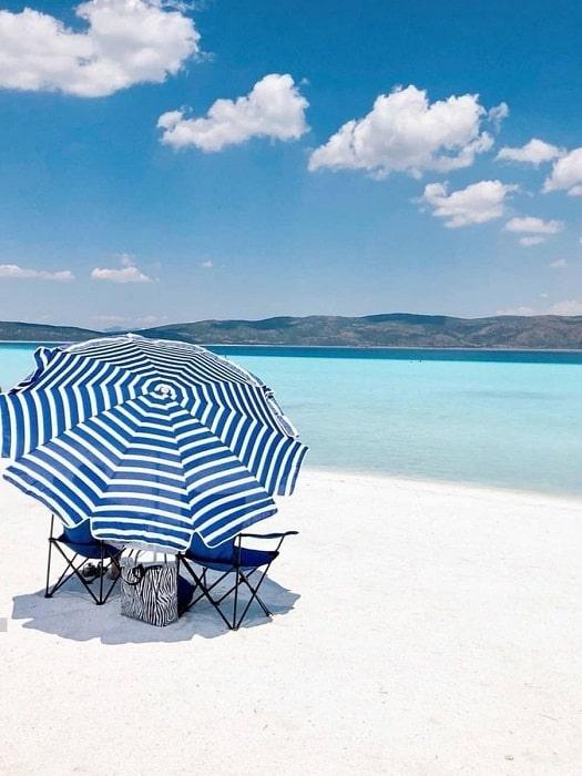 Tagestour von Belek nach Salda See & Pamukkale