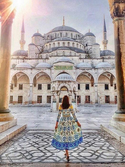 Ausflug von Pamukkale nach Istanbul