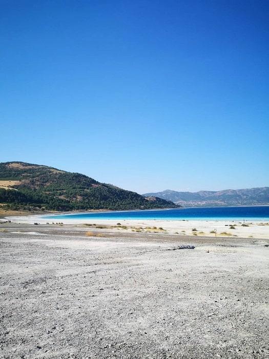 Ausflug von Pamukkale nach Salda See
