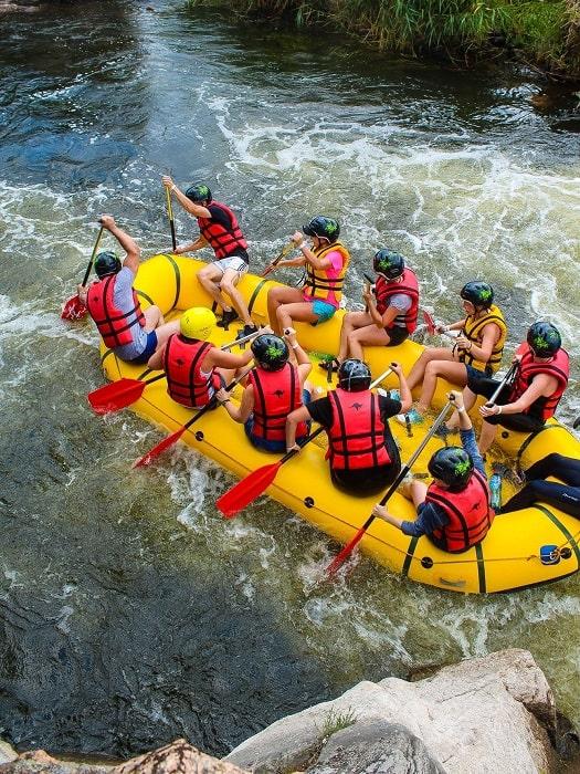 Marmaris Wildwasser Rafting Tour