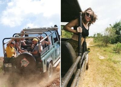Jeep Safari Tour in Side 1