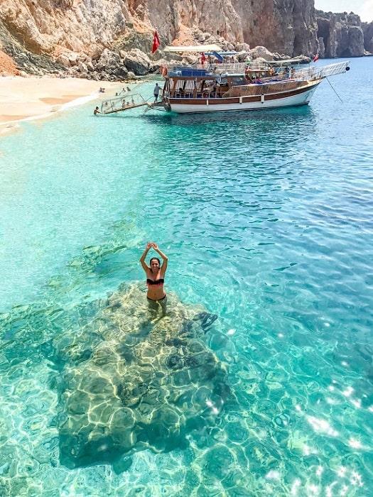 Ausflug nach Suluada Insel von Belek
