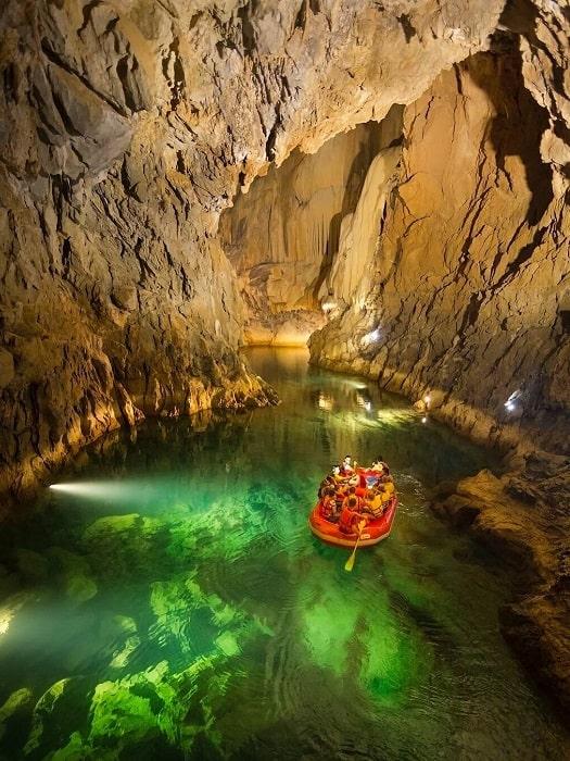 Ausflug zur Altinbesik-Höhle von side