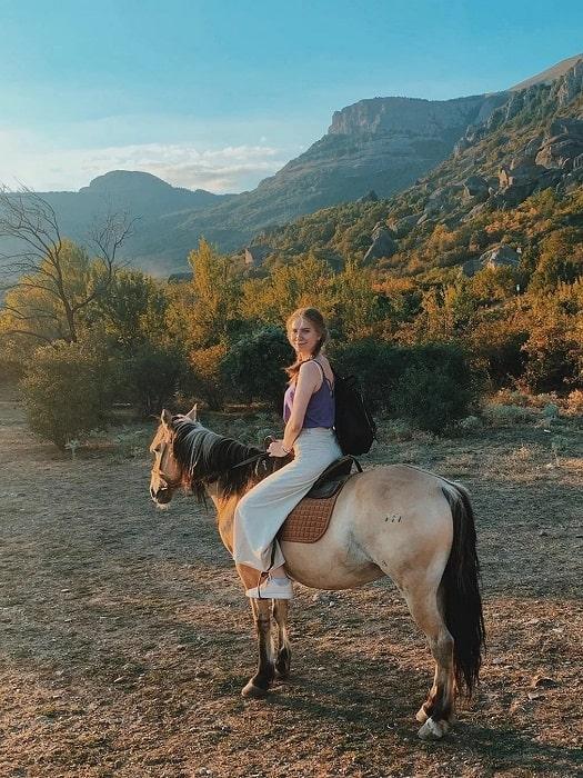 Pferdesafari in Alanya
